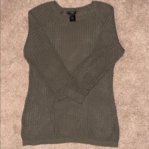 Ann Taylor Petites soft knit sweater XSP